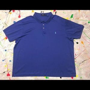 Big & Tall 3XB Polo Shirt By : Ralph Lauren Polo